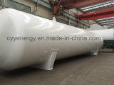 Высокий бак для хранения ДОЛГОТЫ аргона углекислого газа азота жидкостного кислорода Quaitity