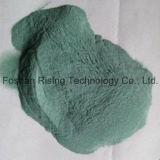 Carboneto de silicone verde para o abrasivo e o refratário