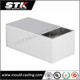 Poignée de robinet moulé en zinc avec nickelage (STK-ZDB0013)