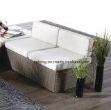 Base ao ar livre do sofá de Lliving da mobília do Rattan redondo novo popular do projeto simples (YT188) com o sofá dobro de &3seat