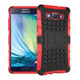 Caja a prueba de choques híbrida rugosa del teléfono para Samsung A5/A5000
