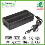 44V 4.5A de Lader van de Batterij van de Hoogspanning met RoHS