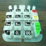 Вертикальный тип автоматическая резина рявкает машина инжекционного метода литья
