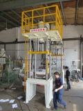 SGS Vier-Spalte hydraulische Tirm Presse-Maschine mit Roboter