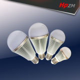 SMD Bulb Aluminum 또는 Plastic LED Light