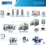 O animal de estimação automático cheio engarrafa a máquina de enchimento da água de mola/Inline o Pre-Engarrafamento