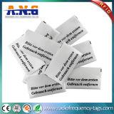 機密保護の産業洗濯RFIDはプログラム可能なファブリックに付ける