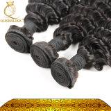 Cabelo brasileiro/cabelo Curly/cabelo por atacado (FDXI-BD-012)