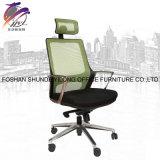 Cadeiras do engranzamento do escritório/cadeira ergonómicas do escritório com assento e parte traseira do engranzamento