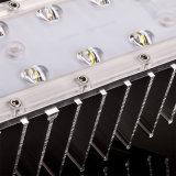 Haut Lumen 240W LED Tête de Lampadaire 347-480VAC avec Boîtier Bronze