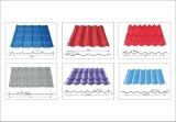 Cadena de producción esmaltada PVC/Asa/PMMA de la protuberancia del azulejo de azotea