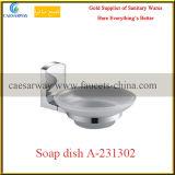 Gesundheitlicher Ware-Badezimmer-Zubehör-Chrom-Gewebe-Halter