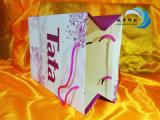 Оптовая продажа принимает хозяйственную сумку бумаги изготовленный на заказ заказа