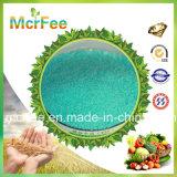 Fertilizzante fogliare solubile in acqua di 100% NPK dal MgO di fabbricazione 15-15-23+4