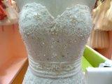 Vestido de casamento lindo Uw4024 das mulheres do vestido especial super da menina