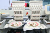 Corrección principal del bordado de la mariposa de la máquina del bordado del casquillo del ordenador 2