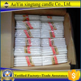 Aoyin 10g-90g Paraffin Wax Candle/ White Candles for Africa