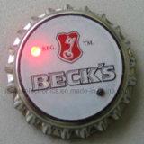 Distintivo della protezione LED della bottiglia da birra (3569)