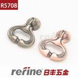 Poignée de meubles de matériel dans en alliage de zinc (R-5708)