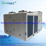Condicionador de ar de telhado refrigerado a ar de alta eficiência