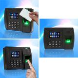 Pantalla en color de Asistencia de huellas dactilares Tiempo con GPRS ( 5000TC / GPRS )