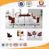 Silla de cuero cómoda de la barra para la venta (UL-JT523)