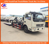Dongfeng 4X2 3tons Flatbed Towing Truck, Sale를 위한 4t Tow Truck