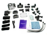 Macchina fotografica piena poco costosa d'immersione DV WiFi di azione di sport della macchina fotografica impermeabile 1080P HD di sport della macchina fotografica 30m