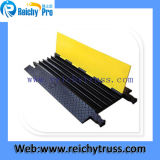 Kabel Ramp 5 Channel Rubber Cable Ramp Ursprungsort From China