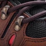 Светлый ботинок безопасности, обувь M-8362 безопасности Nubuck ботинок безопасности