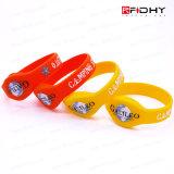 Etiqueta sin contacto de la venda de reloj del Wristband del silicón de la mini T5577 viruta RFID