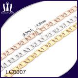 新しい設計されていた方法ステンレス鋼の鎖のネックレスの宝石類