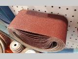 Porción del disco de la solapa del trapo abrasivo
