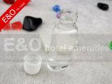 frasco oval do animal de estimação 30ml plástico para o empacotamento do colutório