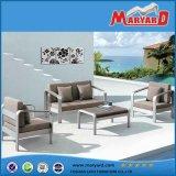 Conjunto de mobiliário de jardim ao ar livre para cadeiras