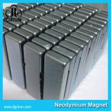 Kundenspezifischer starker harter NdFeB permanenter Block-Magnet