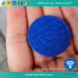 IDENTIFICATION RF Metro Subway Token /RFID Coin Tag d'ABS pour Metro Access Control System