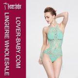 Fraubeachwear-Bikini-Häkelarbeit-strickender Bikini (L32574-2)