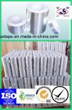 Bande de papier d'aluminium avec la doublure jaune de papier d'emballage
