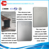 Bobina de alumínio PPGI \ PPGL da chapa de aço do animal de estimação Nano da isolação térmica