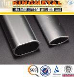 Buis van het Staal van het Roestvrij staal van ASTM A554 TP304 de Ovale voor Meubilair