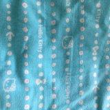 ткань фланели хлопка ткани 2017winter напечатанная для повелительниц и пижам и Sleepwear людей