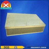 Aluminium Heatsink voor Basisstation dat van Legering 6063 wordt gemaakt