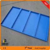 Estante industrial de la estantería del metal, estantes de acero ajustables del estante del almacenaje de la estantería