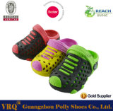 Chaussures antidérapantes d'enfant de jardin d'EVA de mode d'été