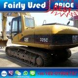 Excavatrice utilisée du chat 325c à vendre