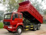 De Vrachtwagen van de Kipper van de Stortplaats van de Dieselmotor van Sinotruk 6X4