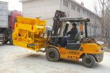 Automatische mobile Ziegelstein-Maschinen-Ziegeleimaschine des Kleber-Qmy6-25