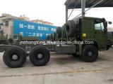 caminhão Awd do transporte de carga HOWO de 6X6 Sinotruk 290HP