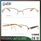 Nuovo monocolo popolare Eyewear ottico del telaio dell'ottica di vetro del metallo